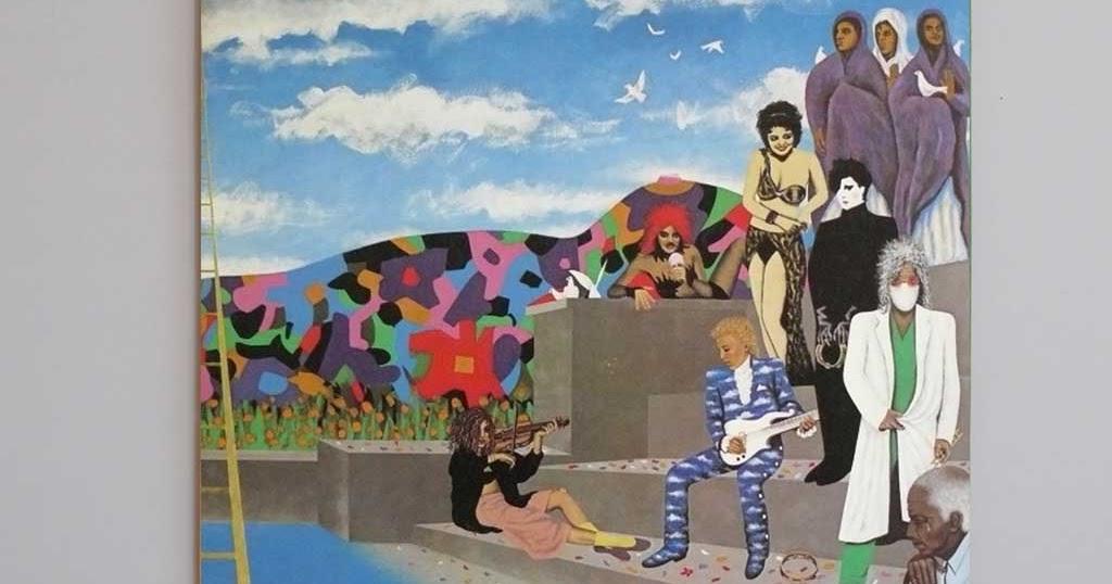 The Styrous 174 Viewfinder 20 000 Vinyl Lps 54 Prince