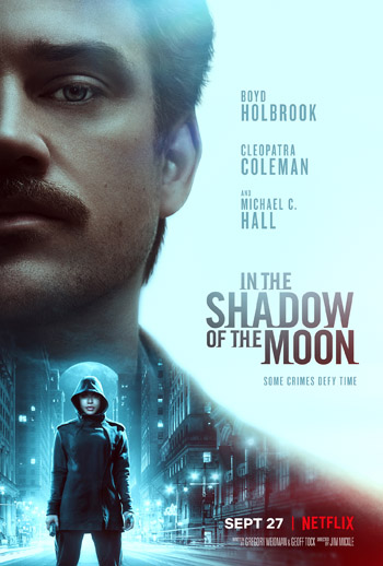 In the Shadow of the Moon 2019 Dual Audio ORG Hindi BluRay HD 720p 1GB DD5.1Ch ESubs poster