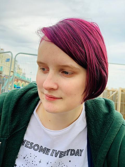 autistic teenage girl