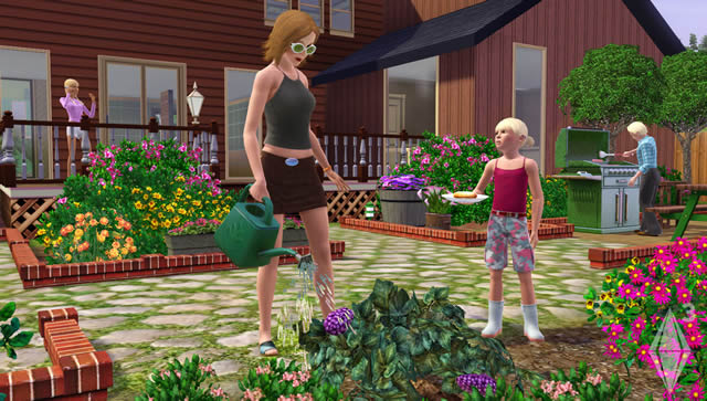 The Sims 3 - On this day