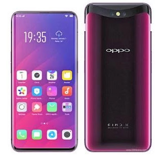 harga hp oppo find x