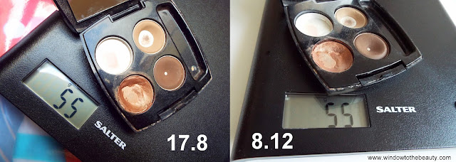 Avon Mocha Latte Palette project pan 2020