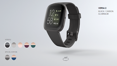 Fitbit Versa 2 Manual PDF