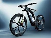 4 Sepeda masa depan