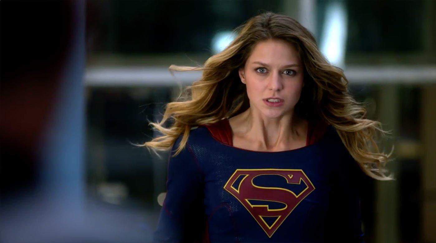 Nome attrice Serie TV Super Girl con Foto