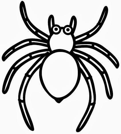 Bau Da Web Desenhos De Aranha Para Imprimir E Colorir