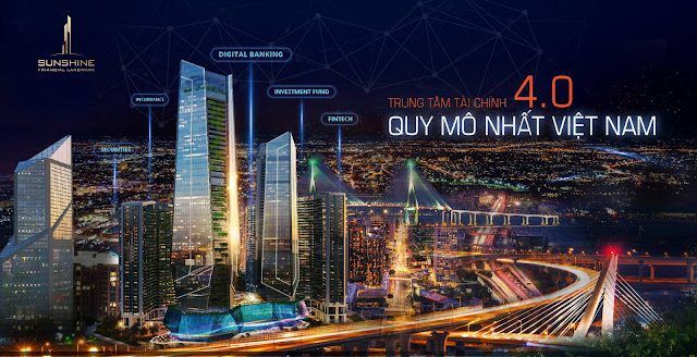 Mở bán Dự án Sunshine Financial Hà Nội (Ks Finance) khu đô thị Ciputra Tây Hồ