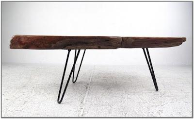 Tree Slab Coffee Table For Sale;Tree Slab Coffee Table;