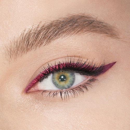 Cómo delinear ojos verdes