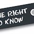 Hari Hak Untuk Tahu 2016: Keterbukaan Informasi Publik Menjamin Kualitas Hidup yang Lebih Baik