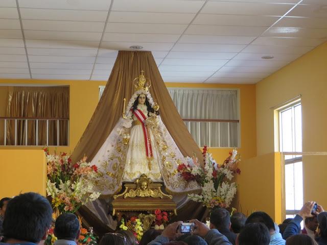 santuario virgen de chapi
