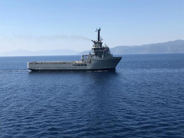 Το ελληνικό Εθνικό Αφήγημα: Κυριαρχία στη θάλασσα