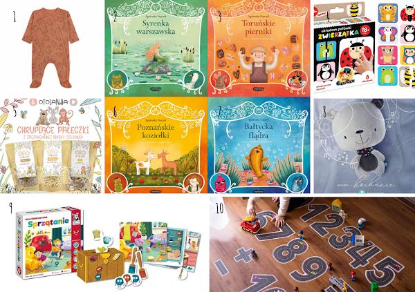 Produkty od polskich marek dla niemowlaka i starszaka. Przegląd perełek i nowości #4