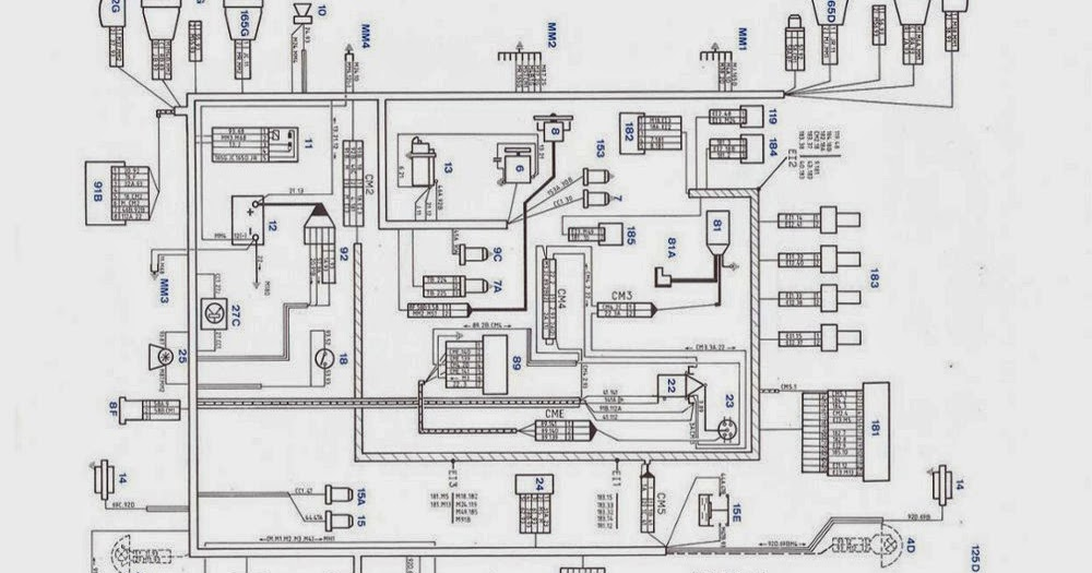 Peugeot 205 Gti Wiring Diagram Electronic Schematics collections