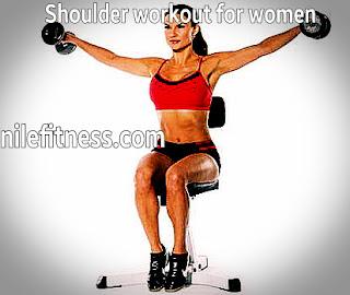 best workouts for shoulders, shoulder workout for women