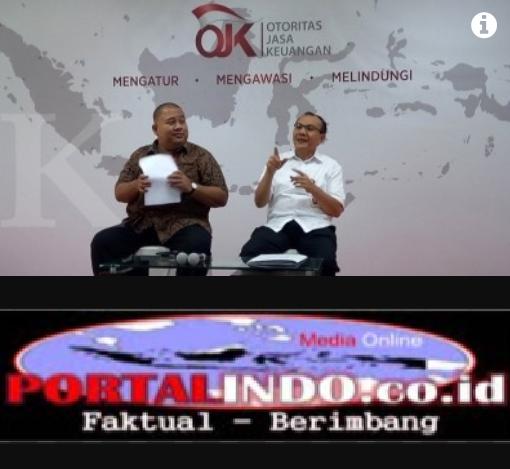 Banyak Fintech Asal China Beroprasi Tanpa Izin Dari OJK Di Indonesia