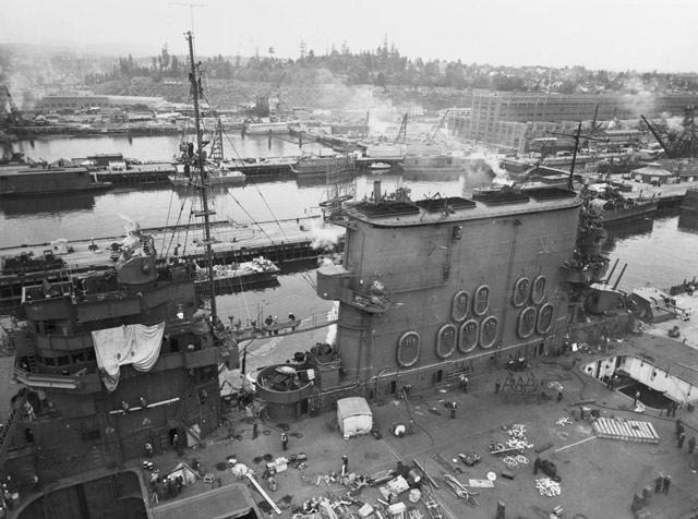 USS Saratoga, 14 May 1942 worldwartwo.filminspector.com