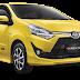Warna Toyota New Agya 2017
