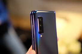 Samsung Galaxy Fold: Camera