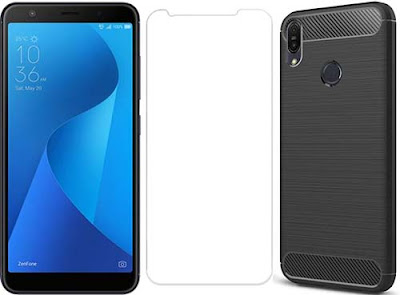 Asus Zenfone Max Pro M1 Best Tempered Glass Screen Protector Cases and Covers