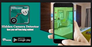 Cara Mendeteksi Ada Kamera Tersembunyi (CCTV) Dengan HP Android