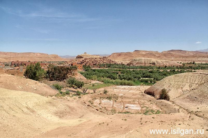 Ксар Айт-Бен-Хадду. Марокко