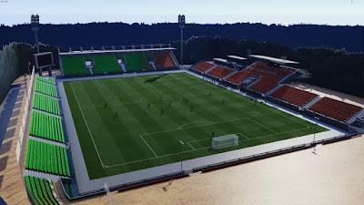 PES 2021 Stadium Huvepharma Arena