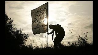 Jihad Melawam kafir harbi bukan sesama muslim