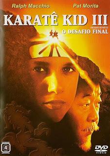 Karatê Kid 3: O Desafio Final - BDRip Dual Áudio