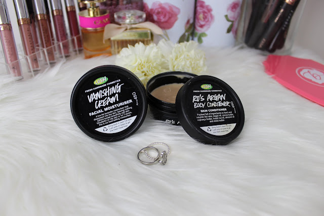 lush, winter, skincare, cleanser, face mask, moisturiser, natural skincare, spot treatment