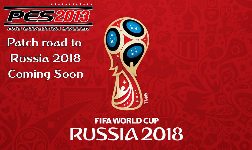 Patch Road To Russia 2018 (All National Teams)