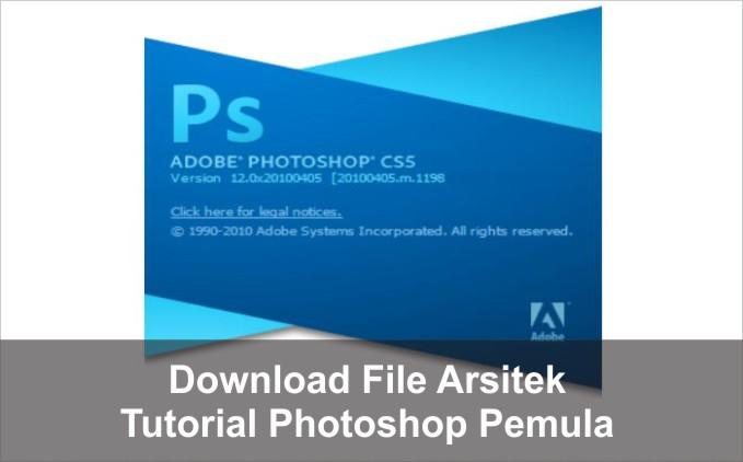 download Tutorial Photoshop Pemula