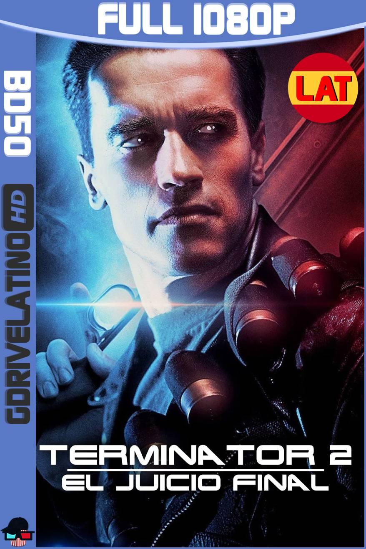 Terminator 2 El Juicio Final (1991) BD50 1080p Latino-Ingles ISO