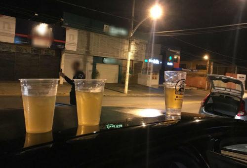 Anápolis: Homem é preso por embriaguez ao volante pela terceira vez em quatro meses