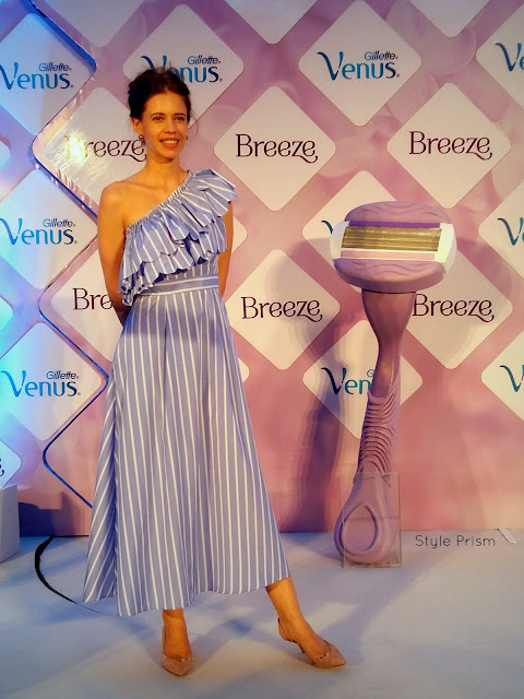 Gillette-Venus-Breeze-Bangalore-event-Kalki-Koechlin-Style-Prism