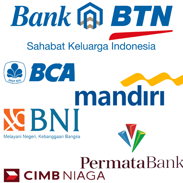 1. Over Kredit Lansung Melalui Bank BTN, BCA, Mandiri, BNI, Permata, Cimb Niaga - Cara Over Kredit Rumah Dengan Harga Terbaik (Lengkap)