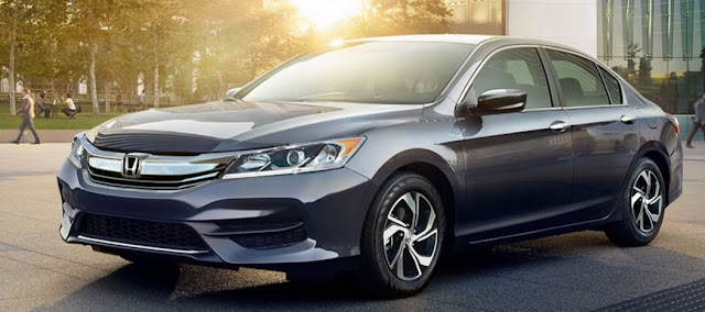 Honda Accord 2017 Review