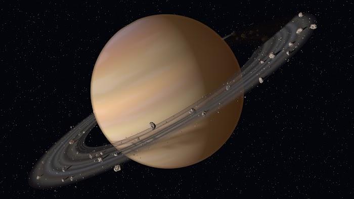 Ретроградный Сатурн с 11 мая по 29 сентября 2020 у знаков Дева, Рыбы и Лев