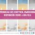 Técnicas de control emocional: Respiración frente a una vela