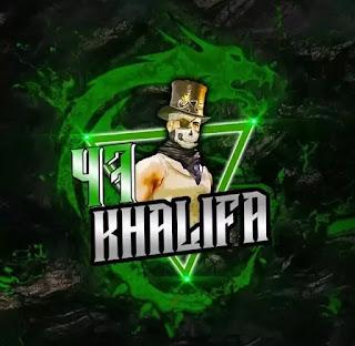 47 Khalifa Pubg Logo