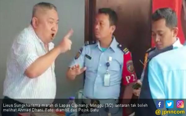 Kubu Jokowi Bilang Begini Soal Video Viral Lieus Sungkharisma