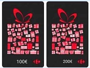 100 euros 200 euros cooperative emrys la carte avis carrefour