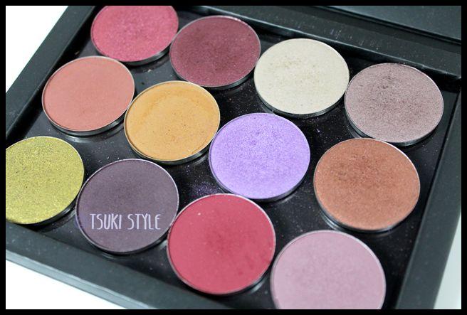 Sombras nabla cosmetics