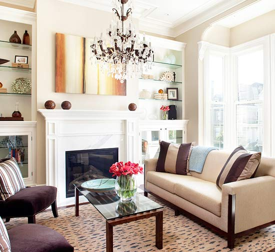 Decorating Victorian Home: New Home Interior Design: Victorian Home Renovation