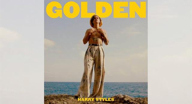 """Harry Styles revela el video oficial de su nuevo sencillo titulado """"Golden"""""""