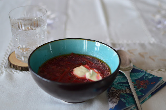 borssikeitto, kasvisruoka, arkiruoka, keitto, soppalauantai