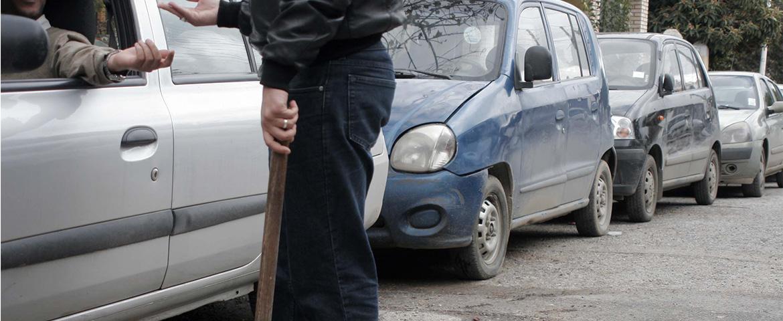 """""""كارديان"""" يقتل شابا بضربة سكين بسبب خلاف حول ثمن """"الباركينغ"""" الذي يصل إلى 20 درهما (صورة)"""