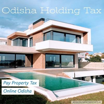 pay property tax online odisha