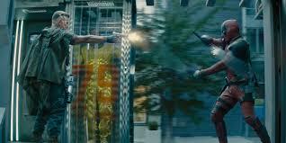 Cable (Josh Brolin) et Deadpool (Ryan Reynolds) ont une légère divergence d'opinion dans Deadpool 2