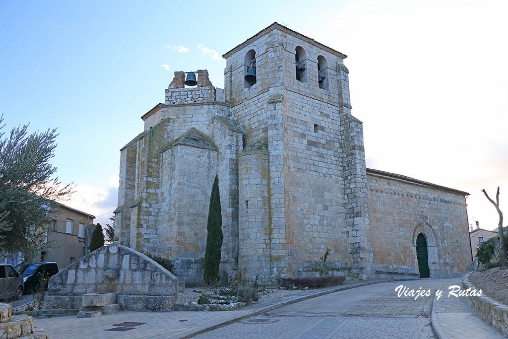 Iglesia de Santa María, Curiel de Duero